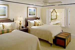 Luxurious Guestrooms