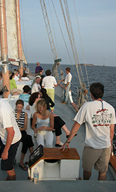 Charleston Boat Tours