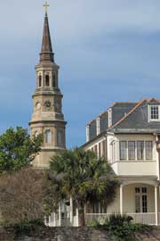 Charleston Walking Tour