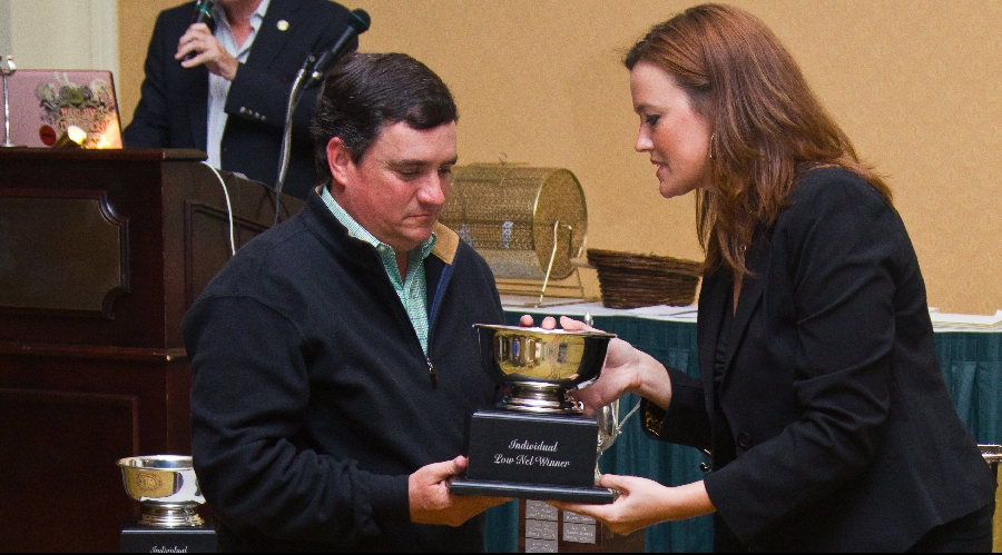 Awards dinner and trophy presentation at the 2012 friendship cup