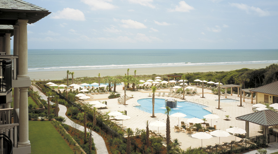 The Sactuary at Kiawah - perfect for a family getaway!