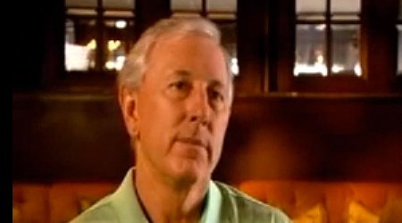 Hale Irwin talks about playing the hardest golf course, The Ocean Course, Kiawah Island, South Carolina