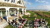 Wedding reception at the ocean course clubhouse