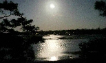 Moon Over River