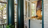 Screened Porch Door
