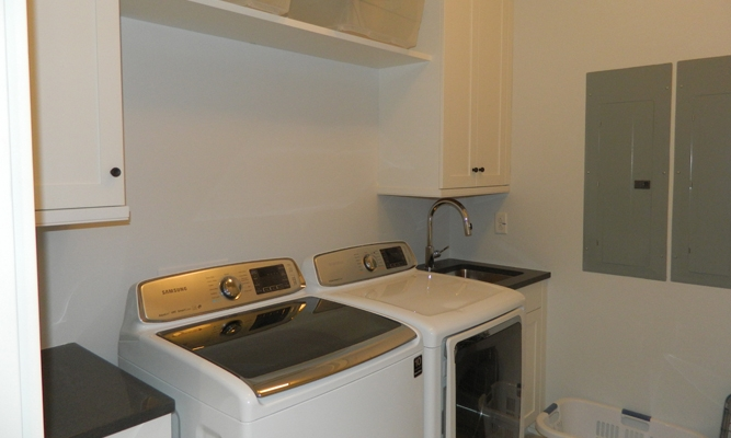 1st Floor Laundry Room