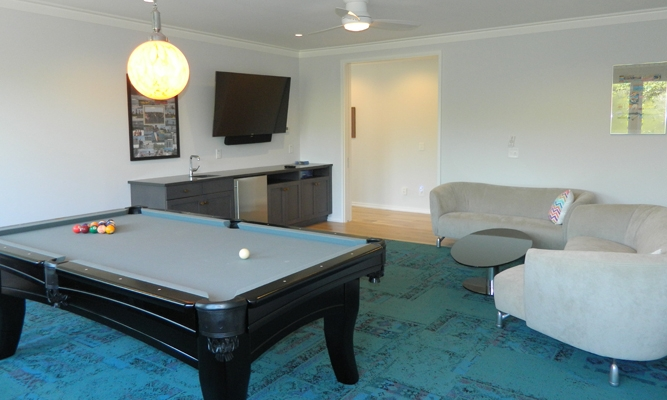 2nd Floor Billiard Room 3