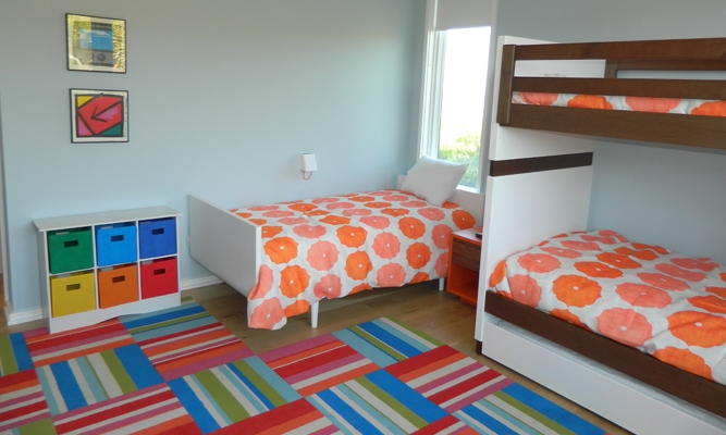 2nd Floor BunkBed Room 2