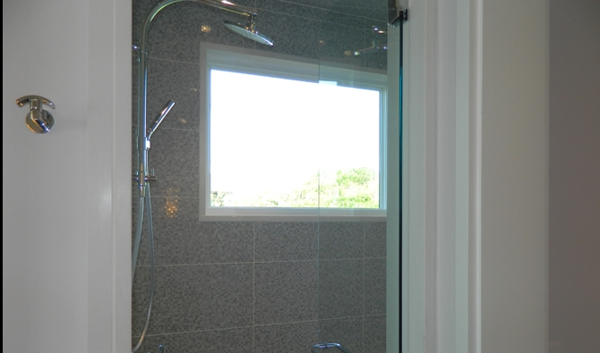 2nd Floor Master Bedroom #3 Shower