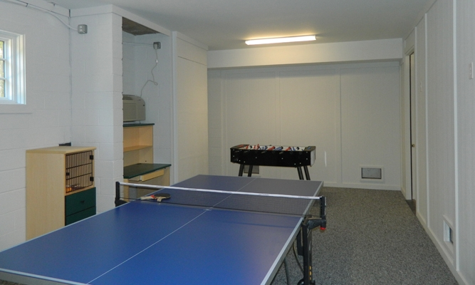 Basement Gameroom 2