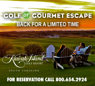golf or gourmet escape package limited time