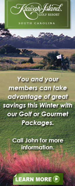 Golf or Gourmet Packages
