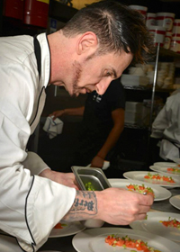 steven meese celebrity chef