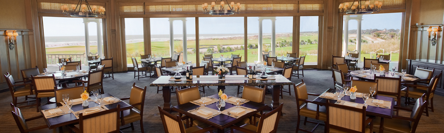 Dining - The Atlantic Room Restaurant