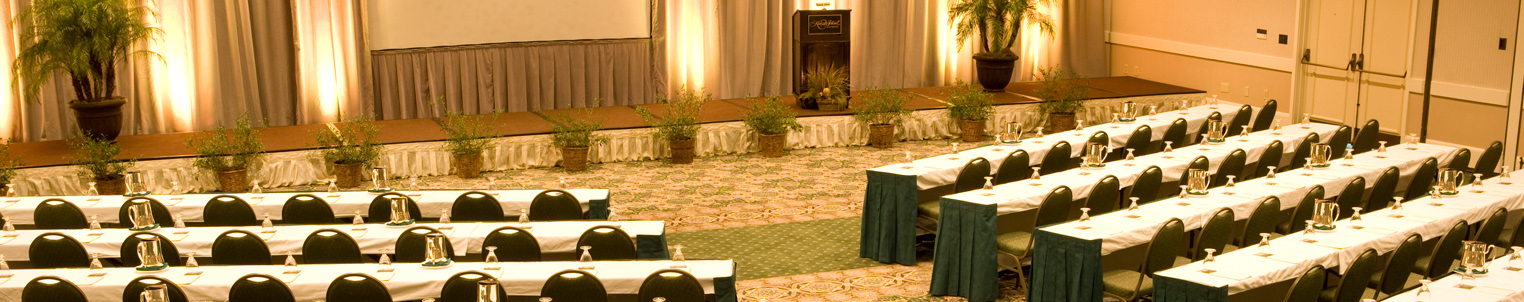 Meetings - East Beach Conference Center - Governors Hall