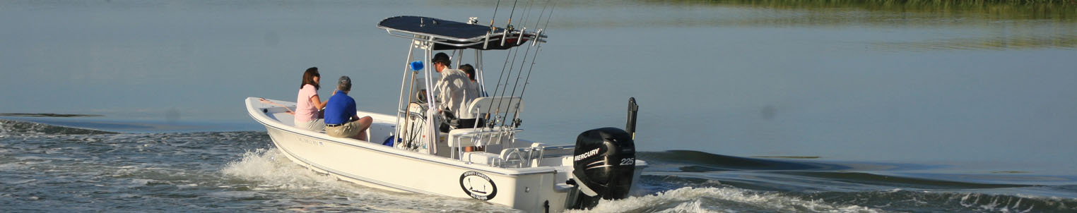 Recreation - By Interest - Fishing Tours & Charters - Inshore Fishing Charter