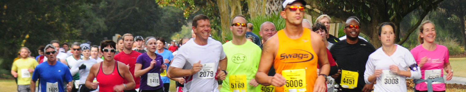 Packages - Kiawah Marathon