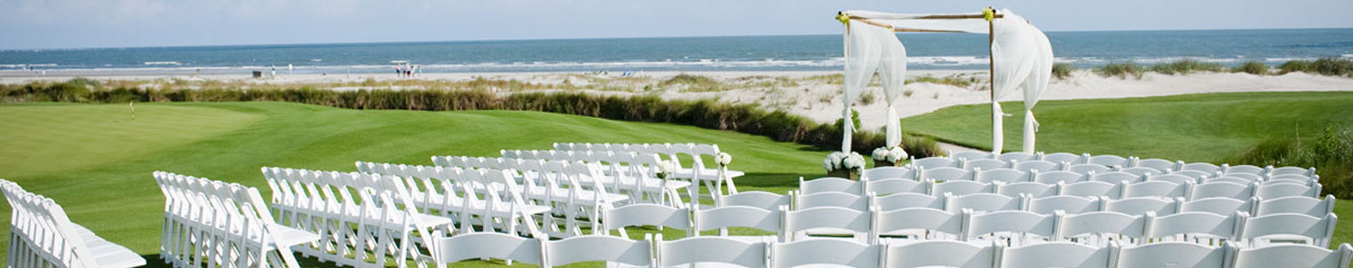 Weddings - Wedding Ceremony Venues - Ocean Course Clubhouse