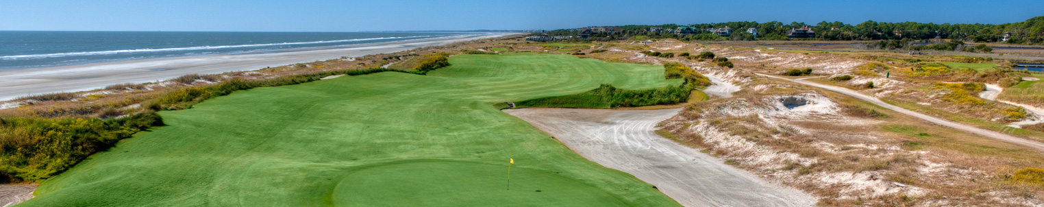 Golf - Hole By Hole - The Ocean Course