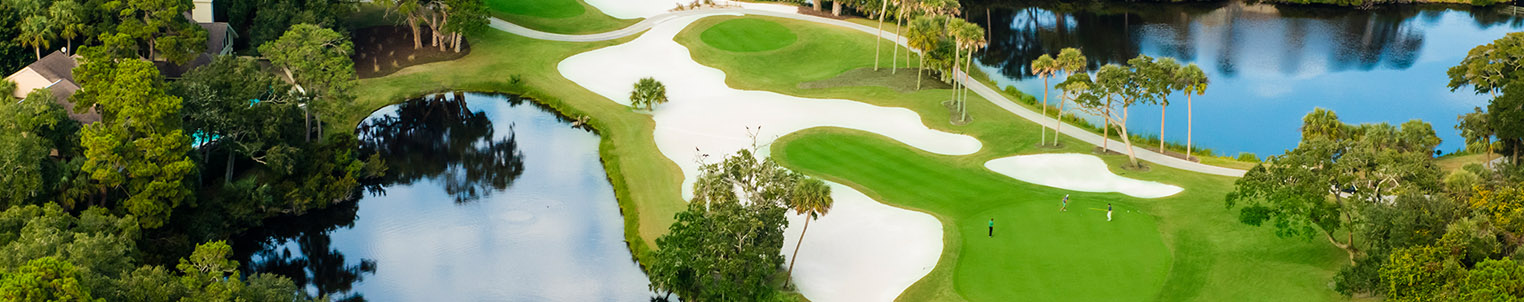 Golf - Osprey Point Golf Course - Hole-by-Hole Course Tour