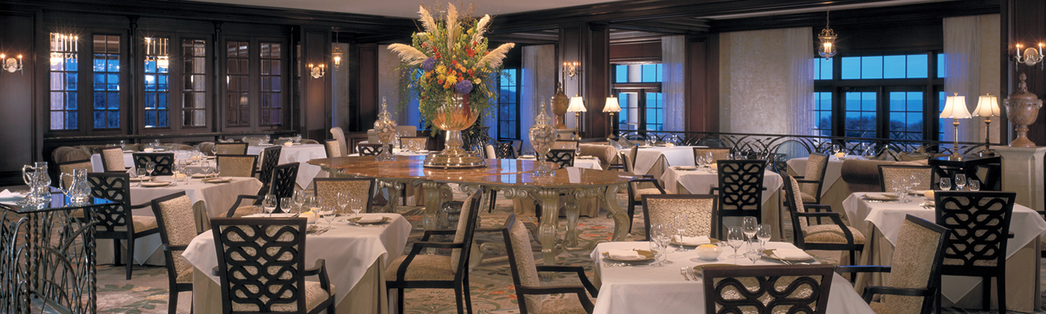 Dining - The Ocean Room
