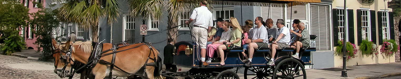 Charleston Sightseeing Tours