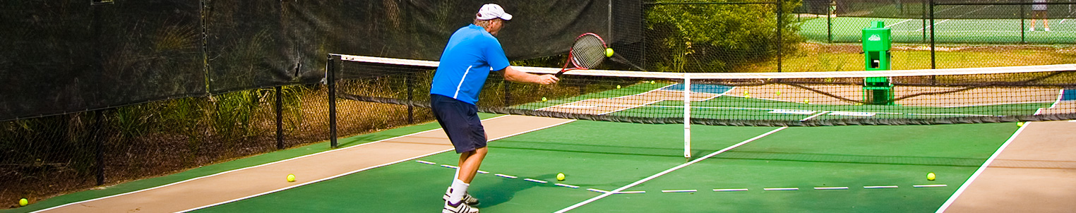Tennis - Adult Programs
