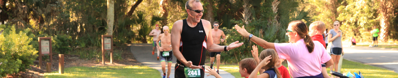 Recreation - Featured Events - Triathlon - Charities-and-Sponsors