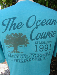 ocean course toughest tshirt