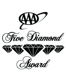 AAA 5 Diamond Award