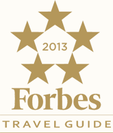 Forbes 5 Star Award