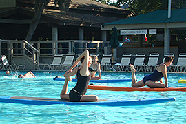 paddle-zen classes available at kiawah island golf resort