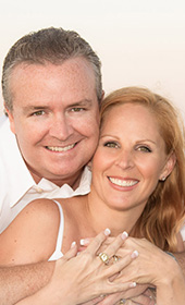 Professional Portraits at Kiawah Island