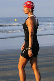 triathlon-swimmer