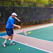 Kiawah Tennis Moment