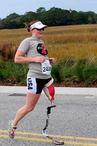 marathon disability