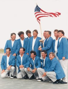 1991 Ryder Cup