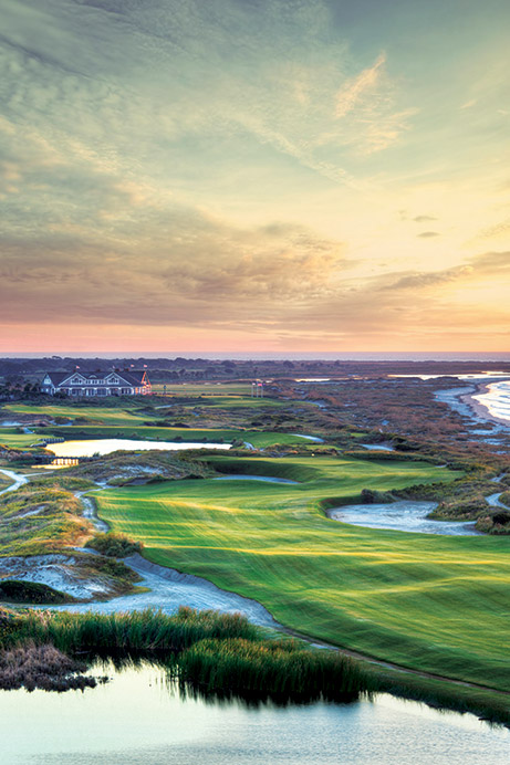 View of Hole 16 of The Ocean Course