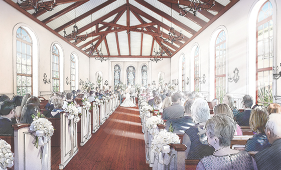 The Chapel at Kiawah