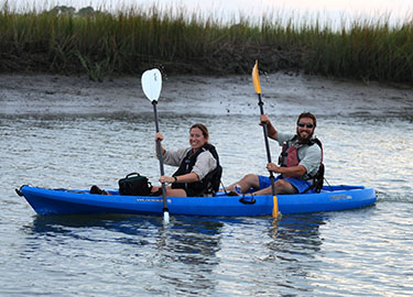 tandum kayaking
