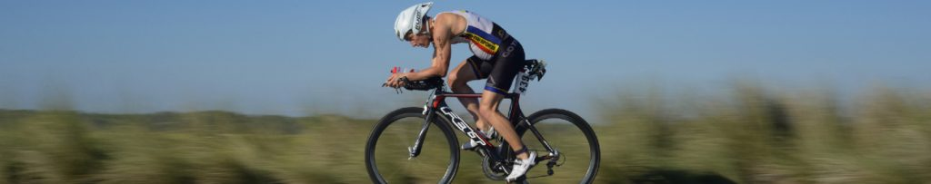 triathlon bike race