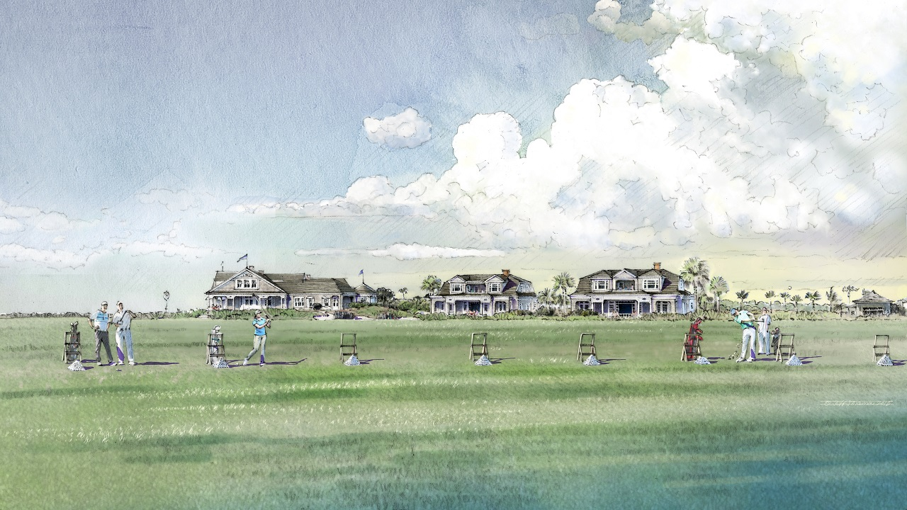 The Cottages at The Ocean Course