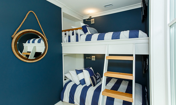 Bonus Room With Bunk Bed