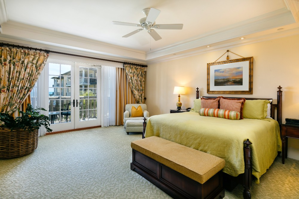 Ocean View Suite bedroom