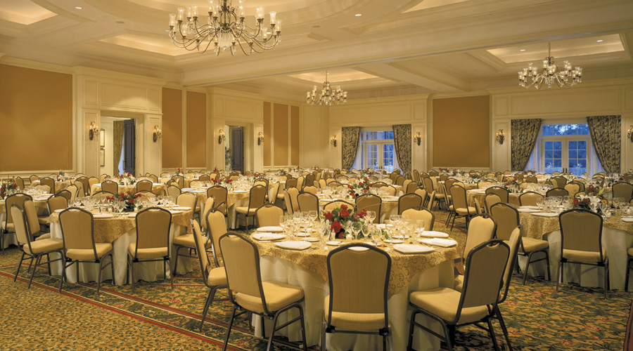 The Sanctuary Grand Oaks Ballroom