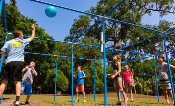 Camp Xtreme 9 square