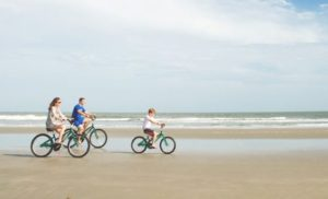 Thanksgiving Beach Bicycles