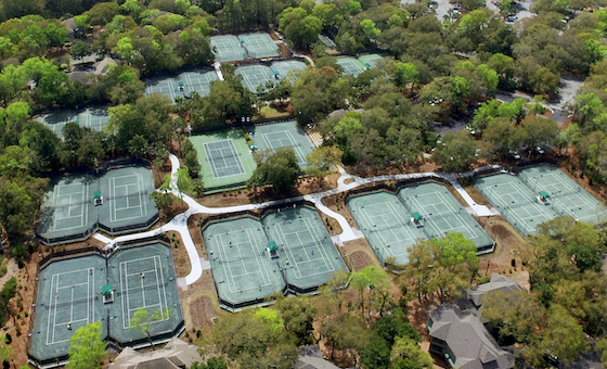 Roy Barth Tennis Center