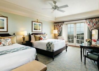 Kiawah Island Golf Resort Guestroom