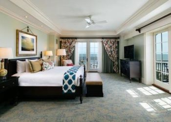 The Sanctuary at Kiawah Island Golf Resort Ocean Front Executive Suite